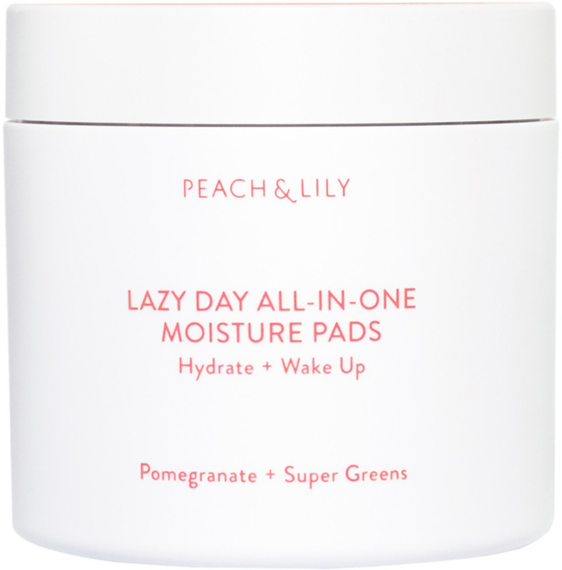 PEACH & LILY Lazy Day's All-In-One Moisture Pad