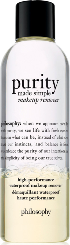 Philosophy Purity Made Simple Makeup Remover