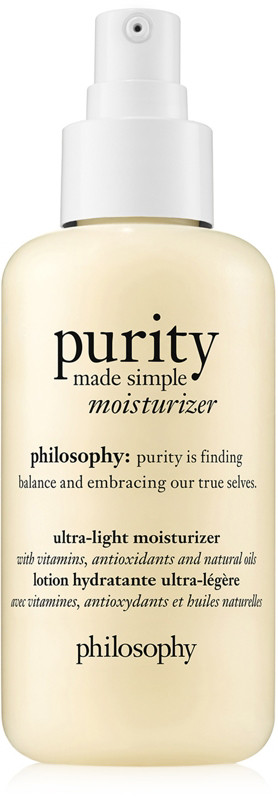 Philosophy-Purity Made Simple Moisturizer