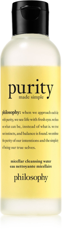 Philosophy Travel Size Purity Made Simple Micellar Cleansing Water