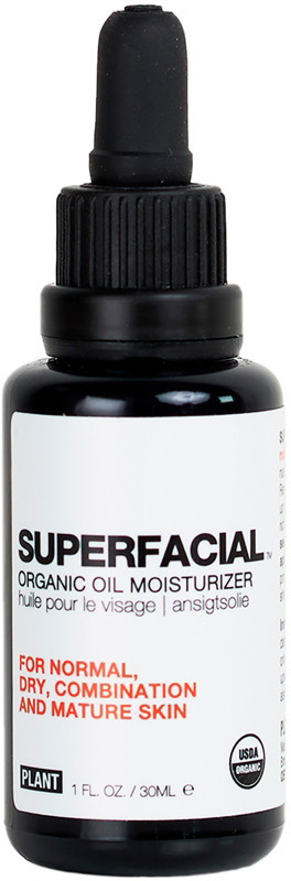 Plant Apothecary Online Only Superfacial Organic Oil Moisturizer