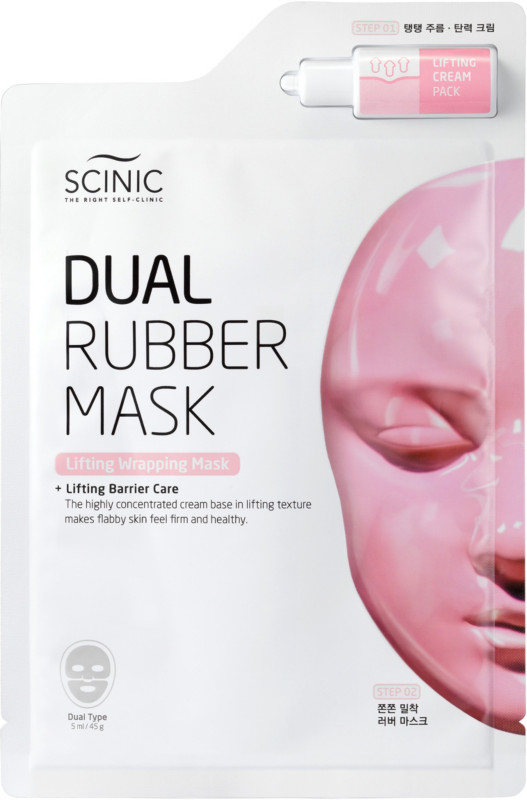 Scinic Dual Rubber Lifting Wrapping Mask