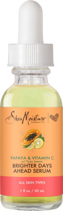 SheaMoisture Papaya & Vitamin C Brighter Days Ahead Serum