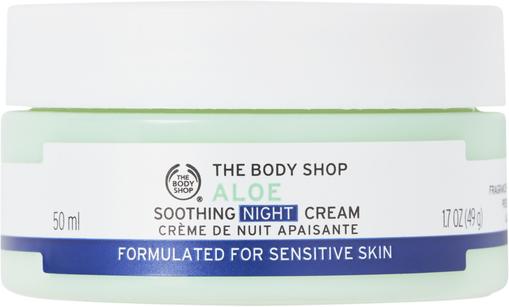 The Body Shop Online Only Aloe Soothing Night Cream