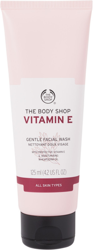 The Body Shop Vitamin E Gentle Facial Wash