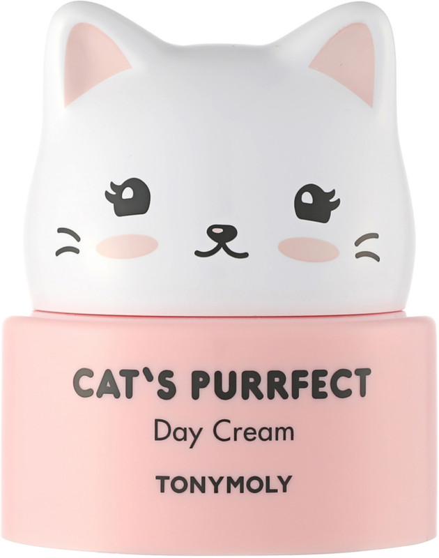 TONYMOLY-Cat's Purrfect Day Cream