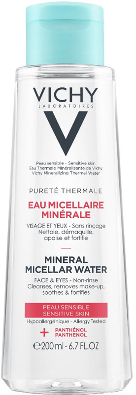 Vichy Online Only Pureté Thermale Mineral Micellar Water For Sensitive Skin
