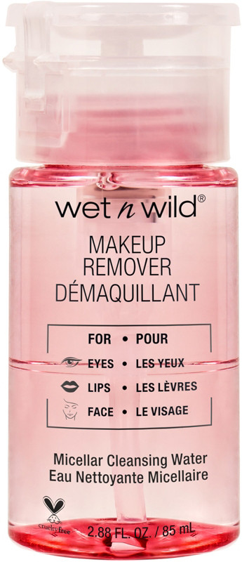 Wet n Wild Online Only Makeup Remover Micellar Cleansing Water
