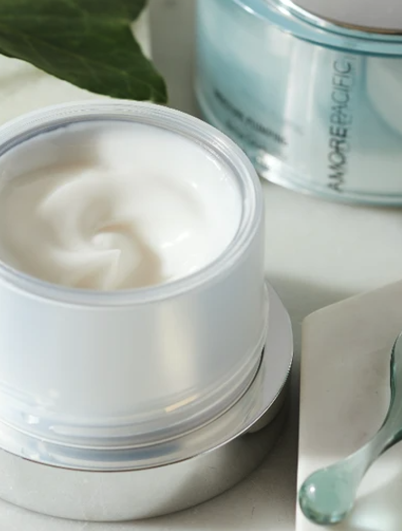 AmorePacific Moisture Plumping Cream: Before and After