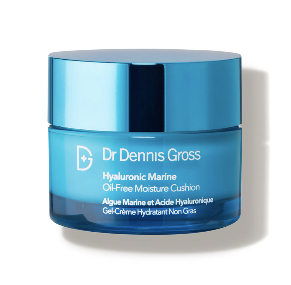 Dr. Dennis Gross Skincare-Hyaluronic Marine Oil-Free Moisture Cushion