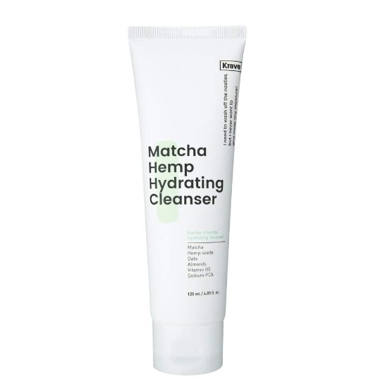 Krave Beauty-Matcha Hemp Hydrating Cleanser