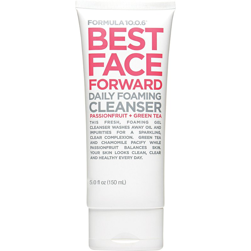 Formula 10.0.6-Best Face Forward Daily Foaming Cleanser