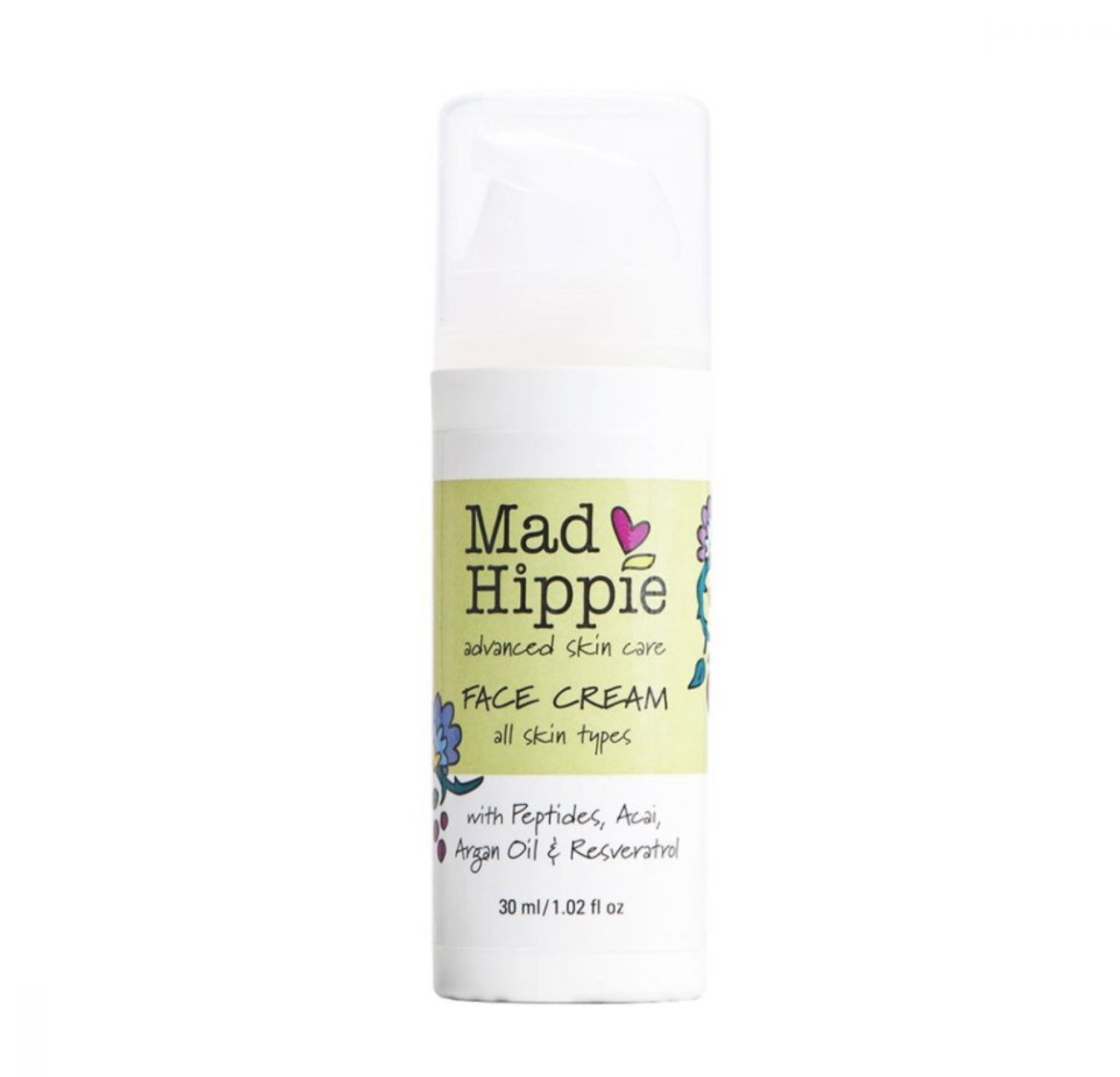 Mad Hippie-Face Cream