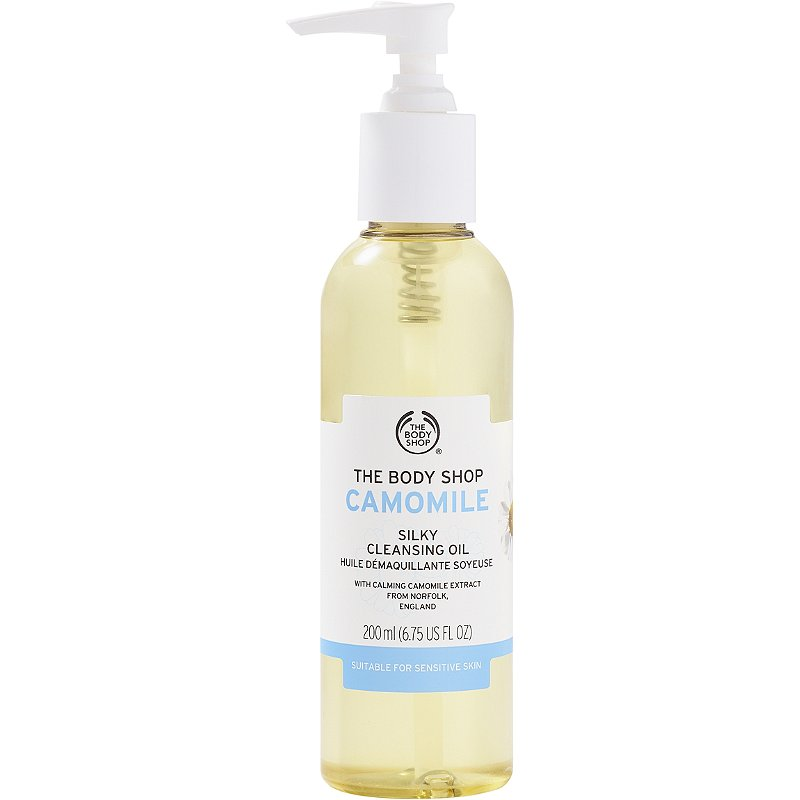 The Face Shop -Camomile Cleansing Oil