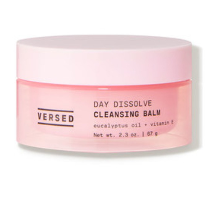 versed-Day Dissolve Cleansing Balm
