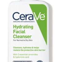 CeraVe-Hydrating Facial Cleanser