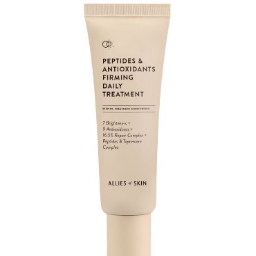 Allies of skin -Peptides & antioxidant firming daily treatment