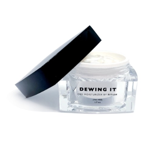 THE FITISH dewing IT CBD Moisturizer