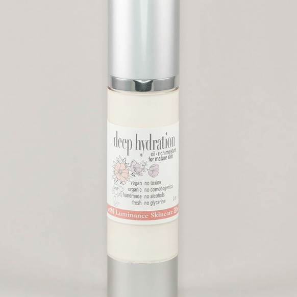 luminance skincare-deep hydration moisturizer