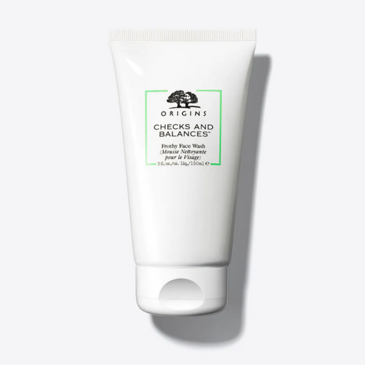 Origins-Checks And Balances™ Frothy Face Wash