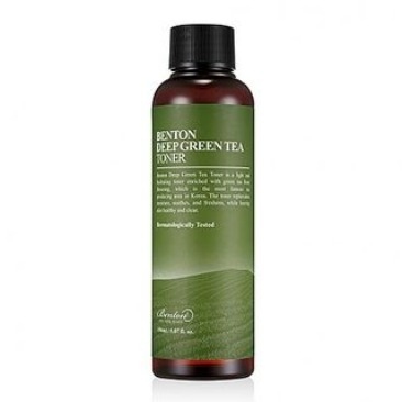 Benton-Deep Green Tea Toner