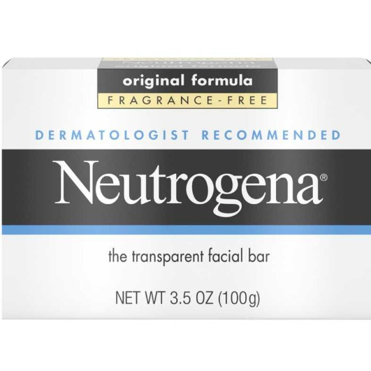 Neutrogena-Facial cleansing Bar