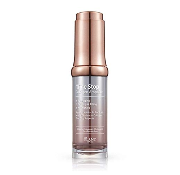 The Plant Base -Time Stop Collagen Ampoule