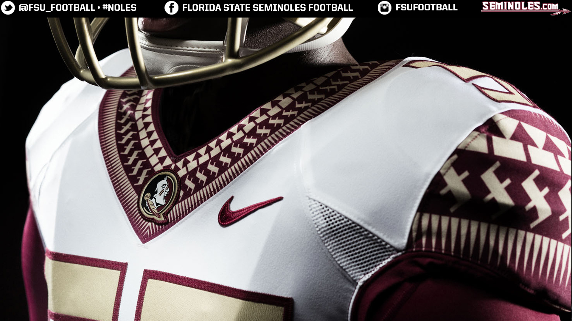 Seminoles desktop wallpapers widescreen football 3 voltagebd Choice Image