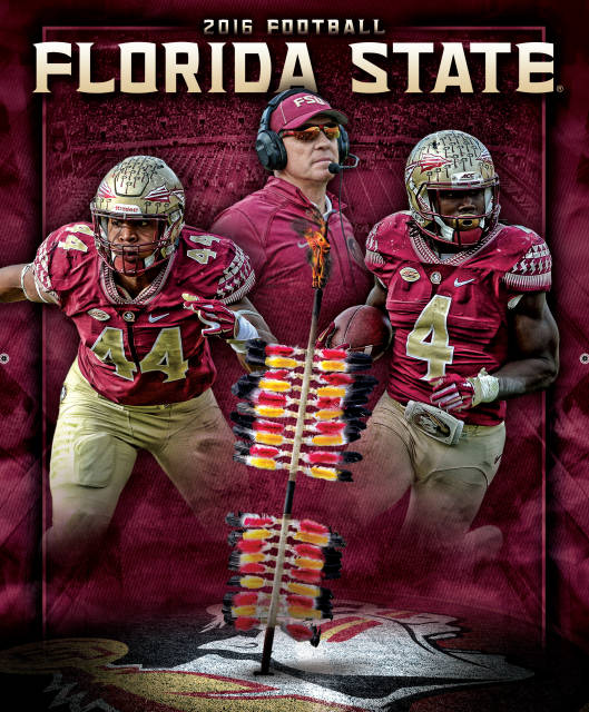 Fsu Football Wallpaper: 2016 FSU Football Media Guide