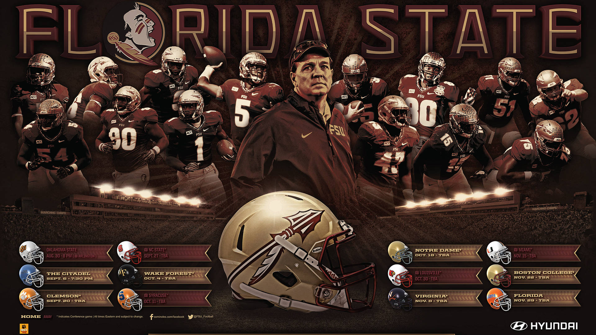 Seminoles desktop wallpapers voltagebd