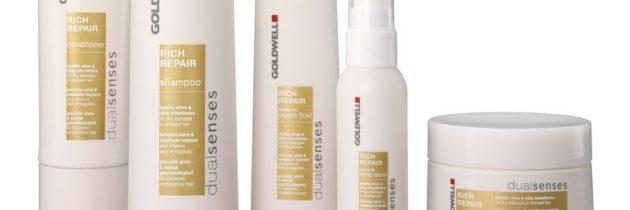 Goldwell DualSenses Rich Repair – recenzja szamponu i odżywki
