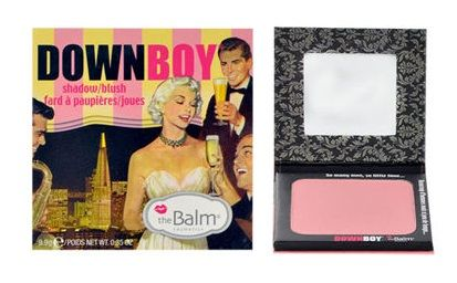 TheBalm DownBoy Shadow & Blush