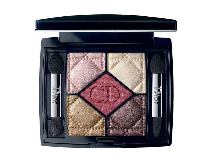 Paleta do makijażu oczu 5 Couleurs Trafalgar, Dior