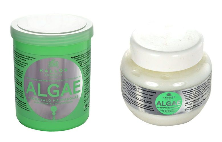 Kallos Algae Moisturizing Hair Mask