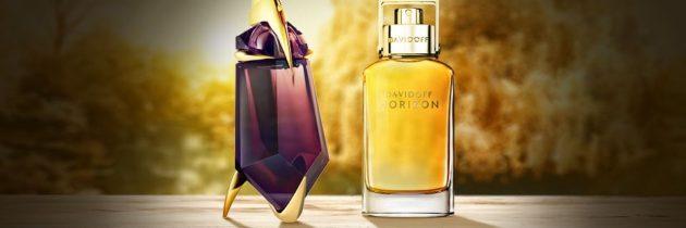 Perfumy miesiąca! Alien Talisman, Davidoff Horizon