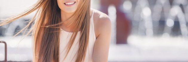 Uśmiech jak z Hollywood