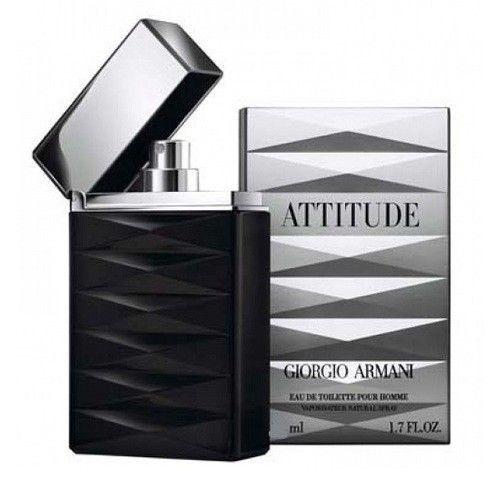Giorgio Armani Attitude perfumy