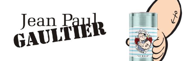 Awangardowe fougere. Jean Paul Gaultier Le Male Popeye