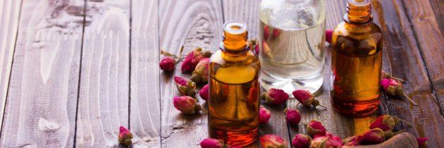 Pielęgnujące olejki do ciała, twarzy i włosów