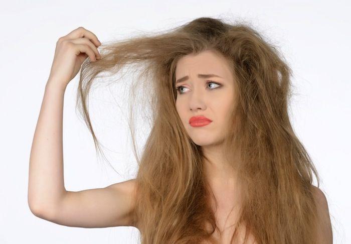 Pielgęgnacja zimą: włosy