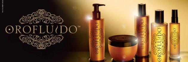 Bogactwo orientu dla Twoich włosów. Kosmetyki Orofluido