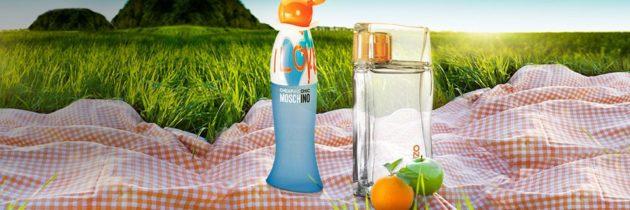 Perfumy miesiąca! Moschino I Love Love, Kenzo L´Eau 2