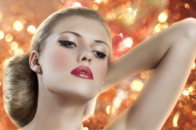 Modny makijaż na karnawał