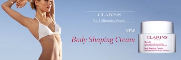 Pokonaj cellulit! Clarins Body Shaping Cream: recenzja