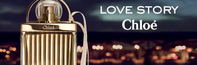 Historia miłości o zapachu kwiatów. Chloe Love Story