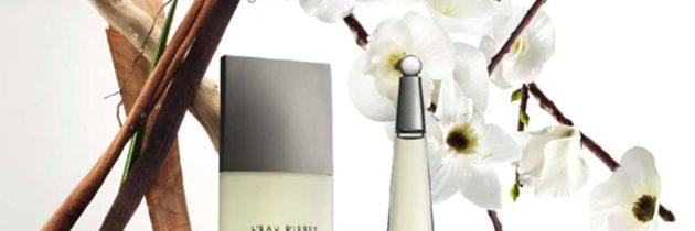 Natura i awangarda. Perfumy Issey Miyake