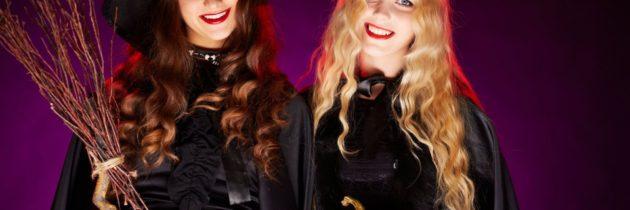 Makijaż na Halloween: galeria pomysłów