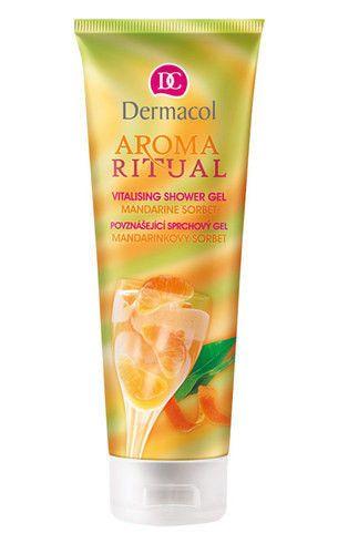 Dermacol Aroma Ritual Vitalising Shower Gel Mandarin Sorbet
