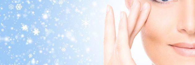 Pielęgnacja zimą: twarz