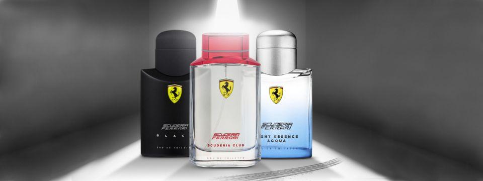 Ferrari: Nie tylko luksusowe auta, ale również perfumy
